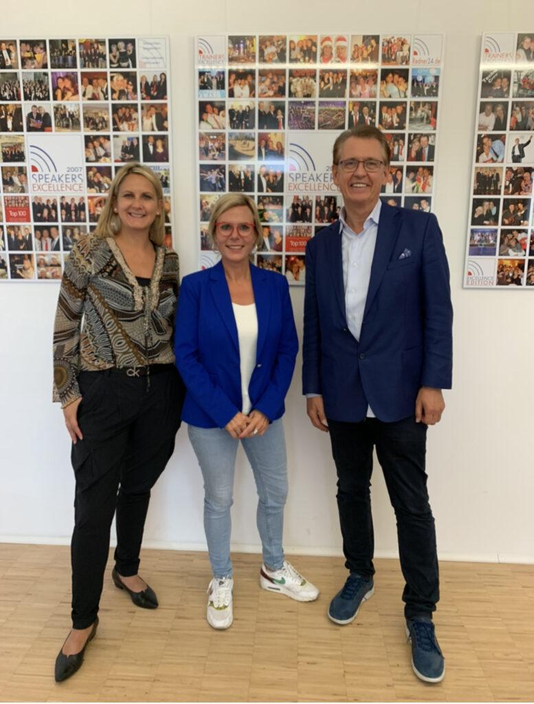 Anika Tannebaum - Speakers Excellence, Jana Kulhavy, Gerd Kulhavy, Leadership und Management Speaker, moderne Führung